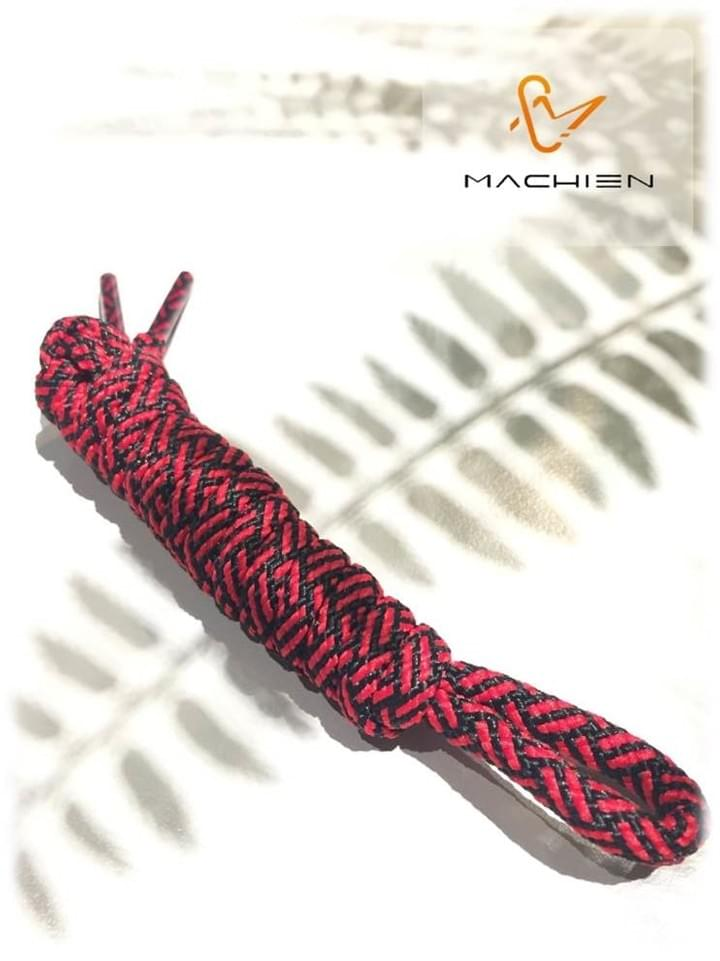 MACHIEN Inc.'s round shoelaces_Una and the Redcrosse Knight series