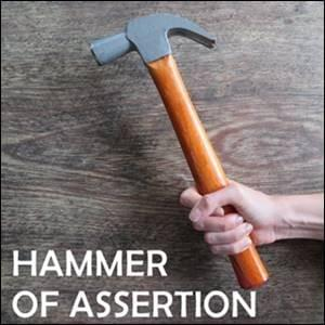 one of your 13 Energetic Tools on your Possibilitator Toolbelt is your Hammer Of Assertion, with practice this tool can empower your creative relatedness and precision, here is how, possibilitymanagement