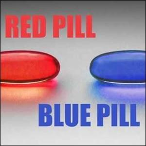 Red Pill Blue Pill StartOver.xyz Possibility Management