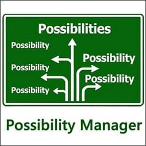 Possibility Manager StartOver.xyz Possibility Management