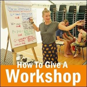 How To Give A Workshop StartOver.xyz Possibility Management