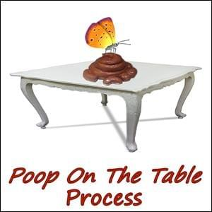 Poop On The Table StartOver.xyz Possibility Management