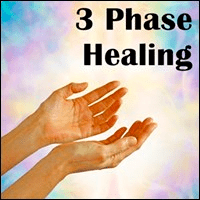 3 Phase Healing, resources and healers, Possibility Management