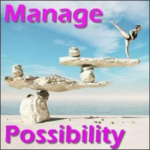 Managing Possibility is one of a Possibilitator's 7 Core Skills, here is how, possibilitymanagement