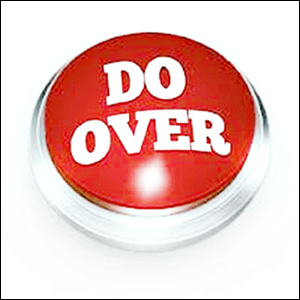 Do-Over StartOver.xyz Possibility Management