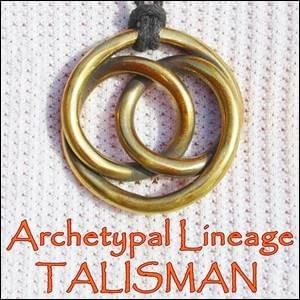 Archetypal Lineage Talisman on Archetypal Lineage, startover.xyz; powered by Possibility Management