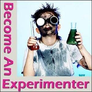 Become An Experimenter StartOver.xyz Possibility Management