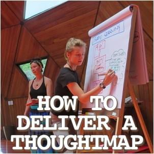 How To Deliver A Thoughtmap, StartOver.xyz Possibility Management