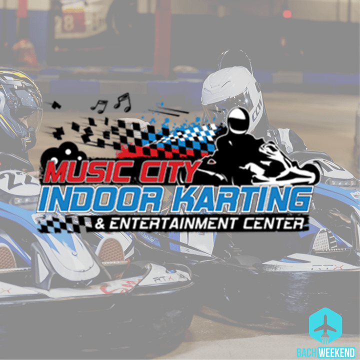 Indoor karting in downtown Nashville guaranteed to add some velocity to your weekend!