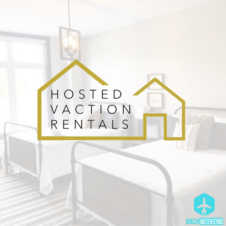 Rent one of these beautiful homes from Hosted Vacation Rentals available for you and your crew as you take on the town while in Nashville!