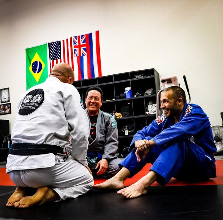 adult BJJ in Rancho Cordova