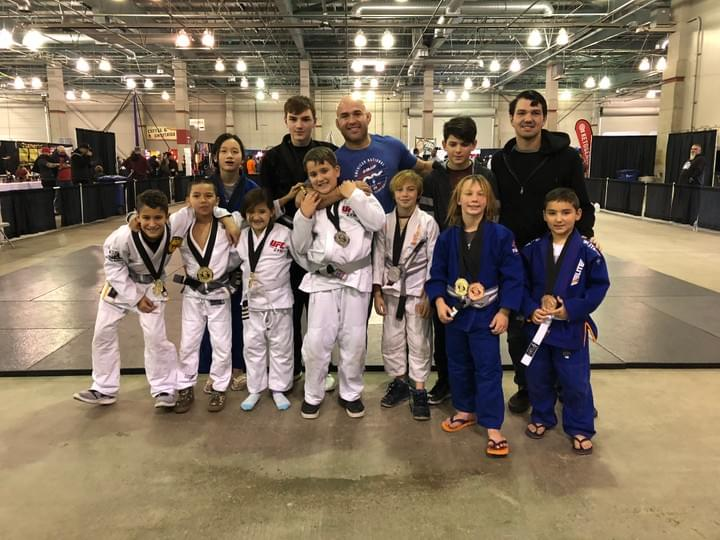 Kids BJJ near Folsom CA in Rancho Cordova CA