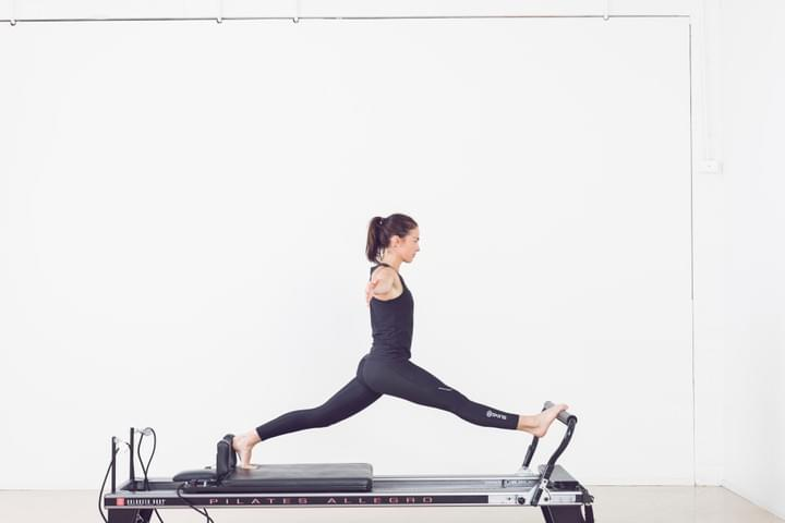 pilates class at inbalance launceston