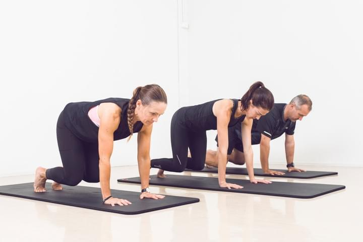 pilates classes for runners launceston