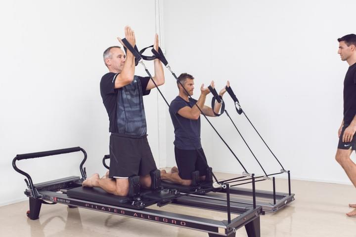 mens pilates studio inbalance launceston