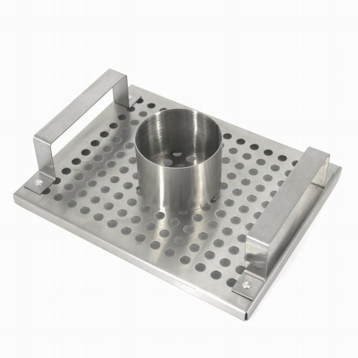 Beer Can Chicker Holder Pan