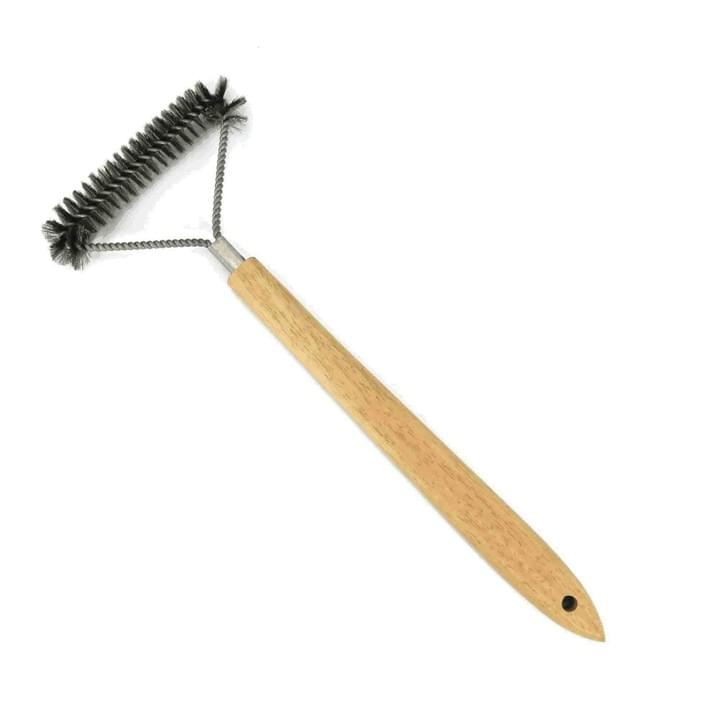 Softer Bristle Wire Grill Brush