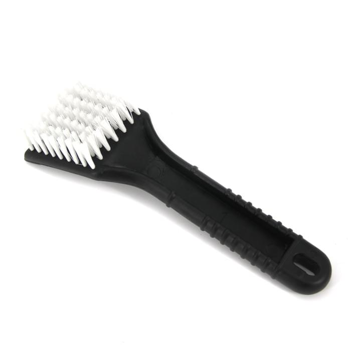 Plastic bristle cleaning brush for Grill