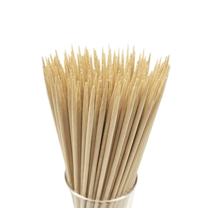 Natural Bamboo Skewers