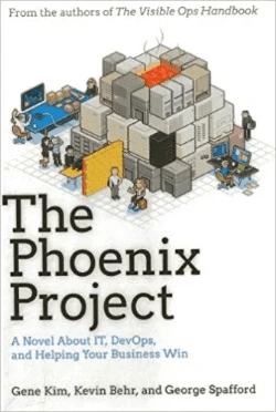 Books on Technology - The Phoenix Project