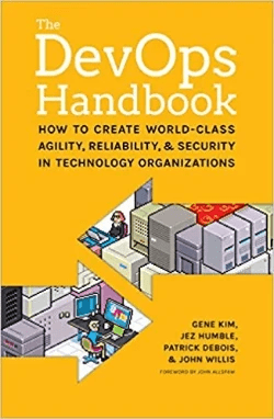 Books on Technology -  The DevOps Handbook