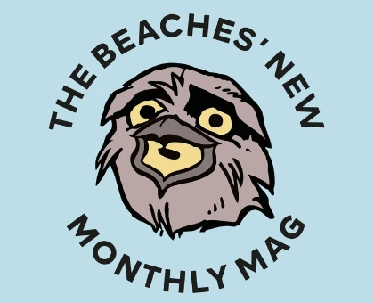 The Tawny Frogmouth monthly color magazine