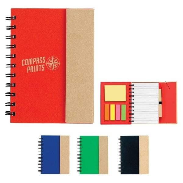 office Memo Pad Stationery Set