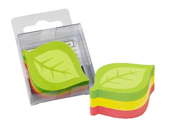 office Leaf shaped Memo Pad