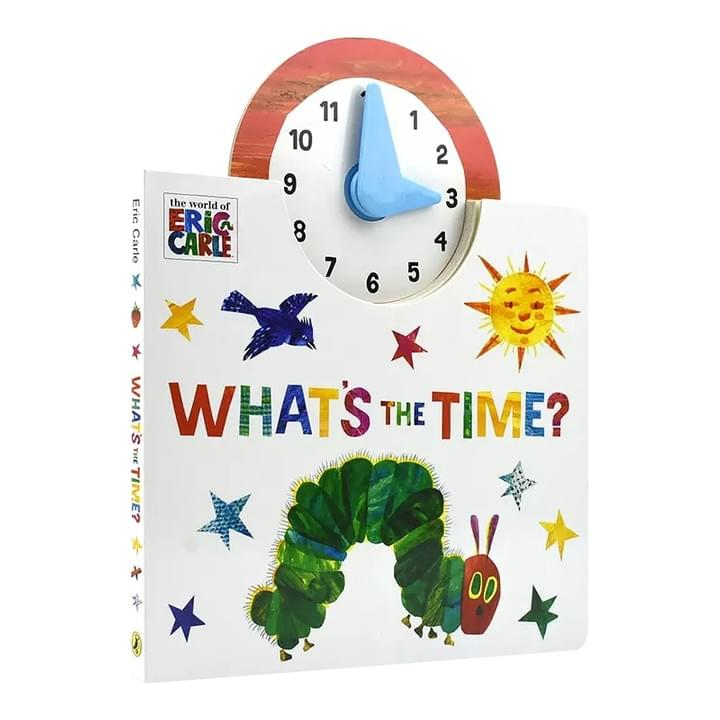 Children's Book Clock