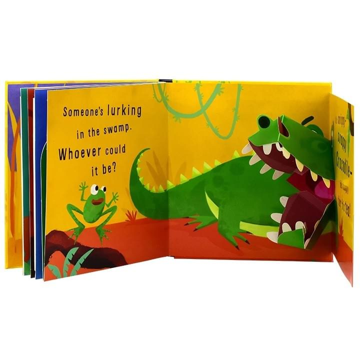 3D Pop up Books