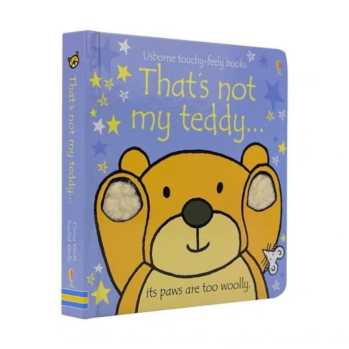 Children's Touch and Feel Books