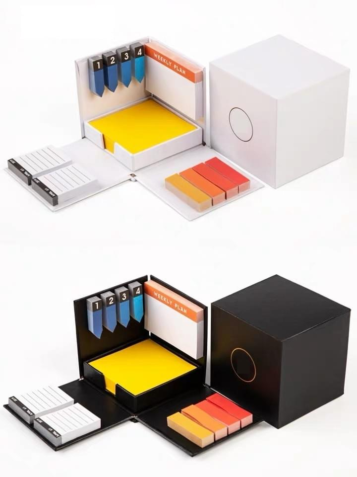 Memo sheet box set