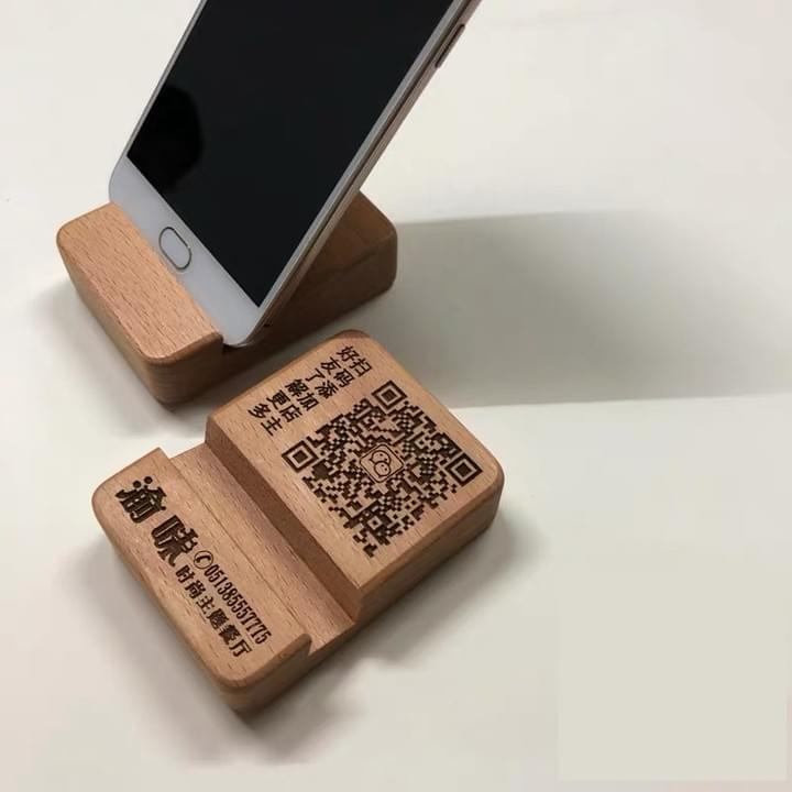 Handcrafted Iphone Dock | Wooden Phone Dock Stand/Holder