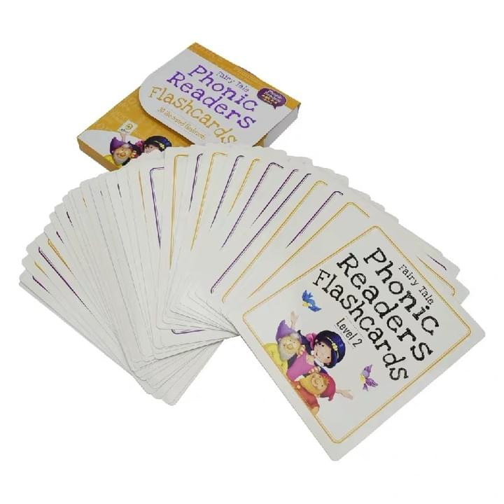 kids picture words Flash Cards box Set