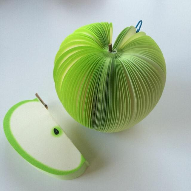 3D Apple Shaped Note Pad