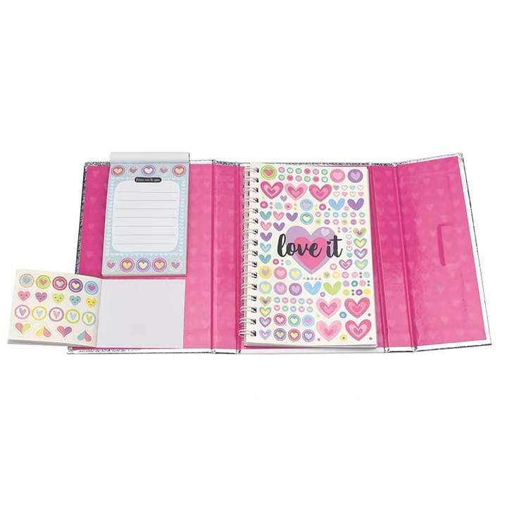 Children journal notebooks dairy acitivity Set