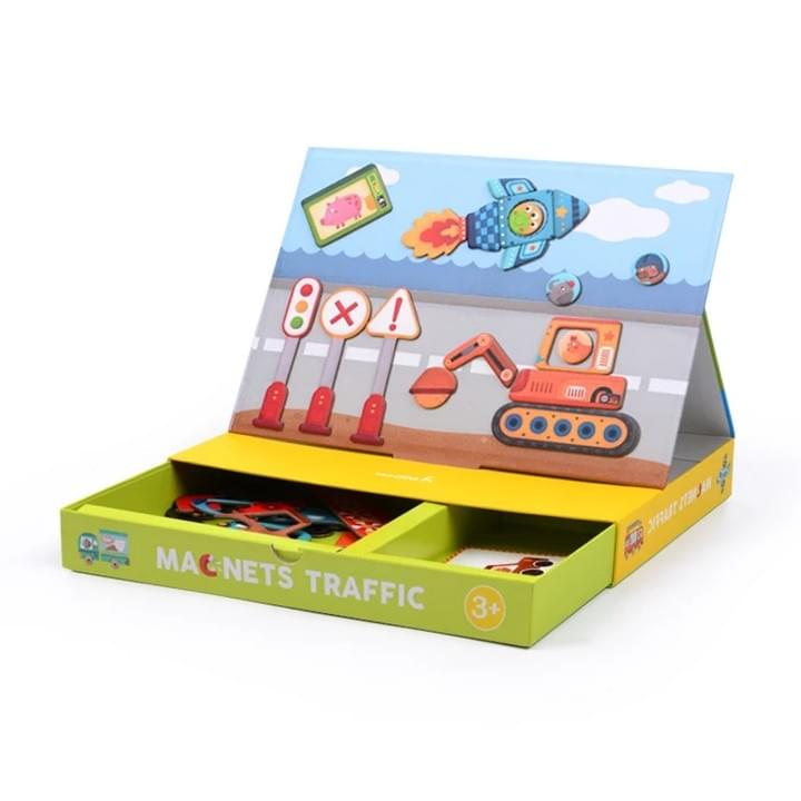 Kid's Magnetic Puzzles