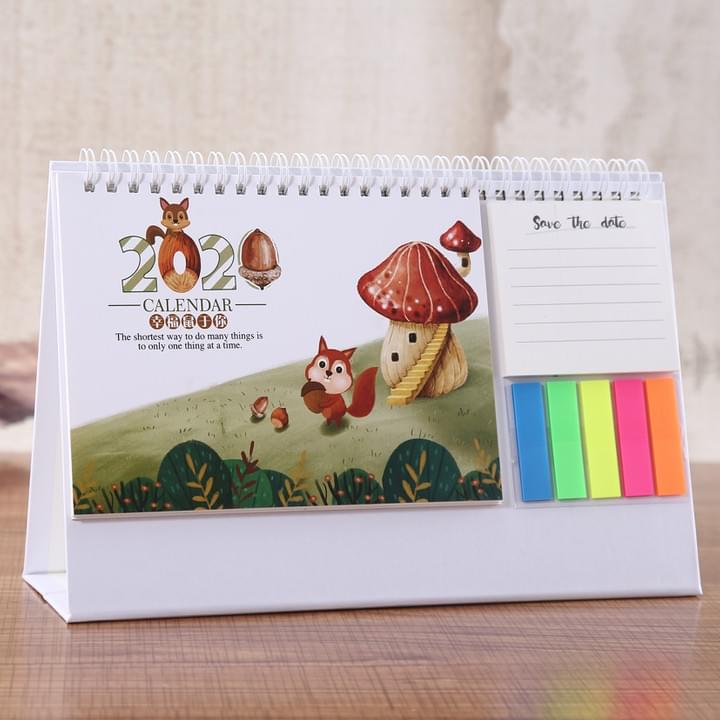 China Custom Wall Calendar and Desk Calendar printing manufacturer