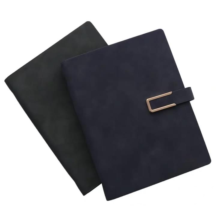 leather magnetic closure Journal