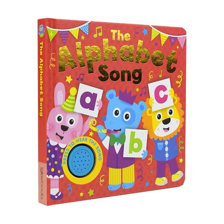 Children's single button Sound Books