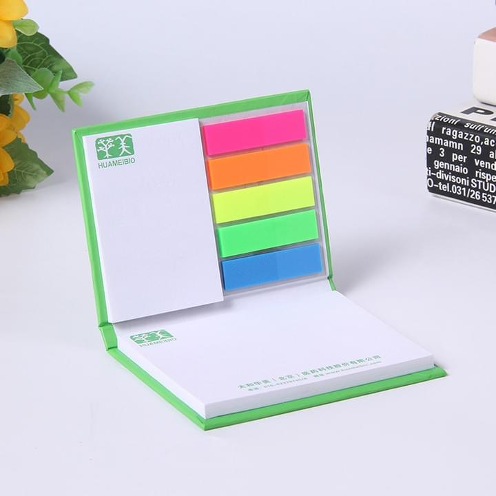 Sticky Note Memo pad Case
