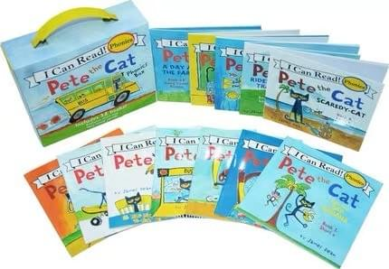 Children's Saddle Stitch soft cover Books