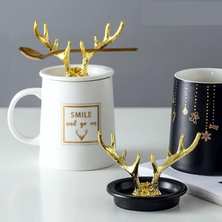 Custom Logo Luxury Mugs