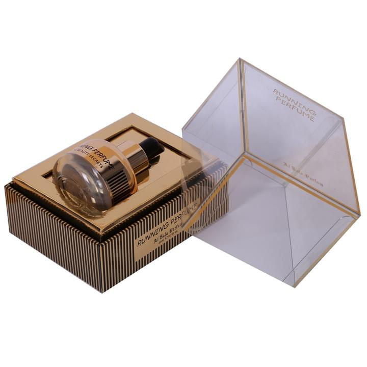 luxury Perfume Boxes With PVC Lid