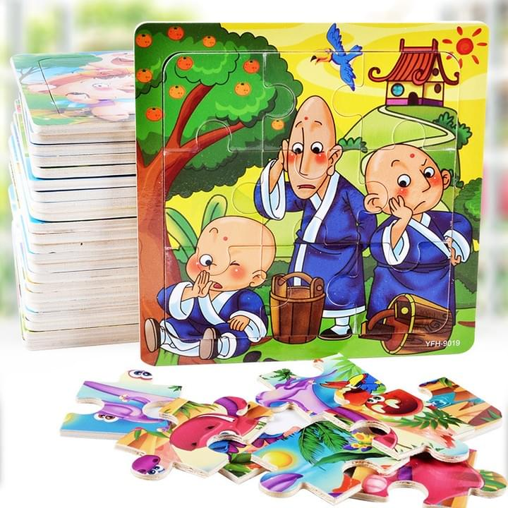 Children Small paper Puzzle sets