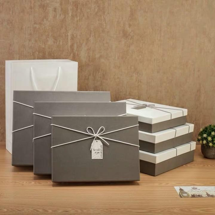 luxury Apparel clothing Gift box
