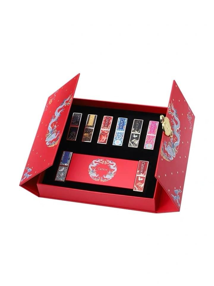 cosmetic double doors Packaging gift box
