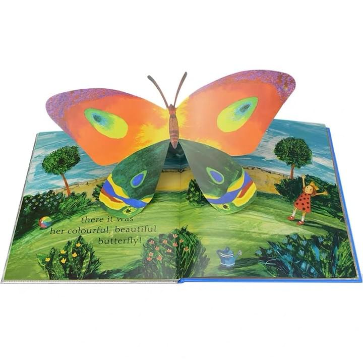 Customized Children pop up books