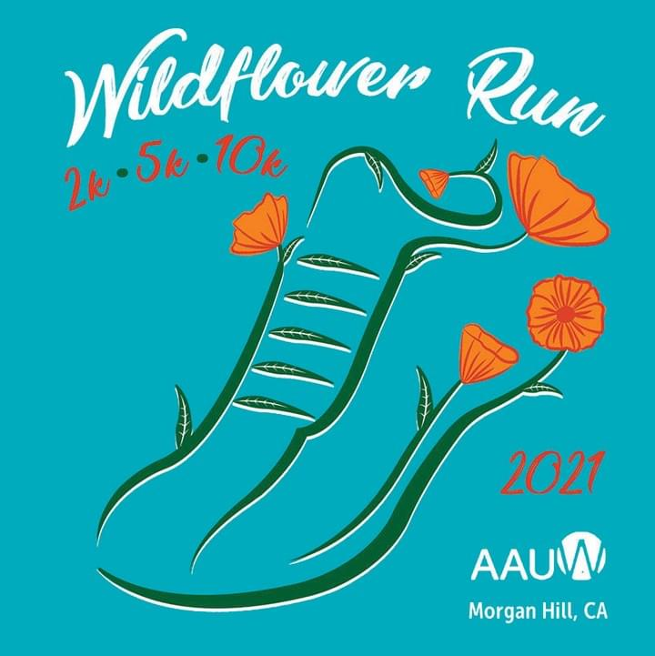 AAUW Wildflower Virtual Run