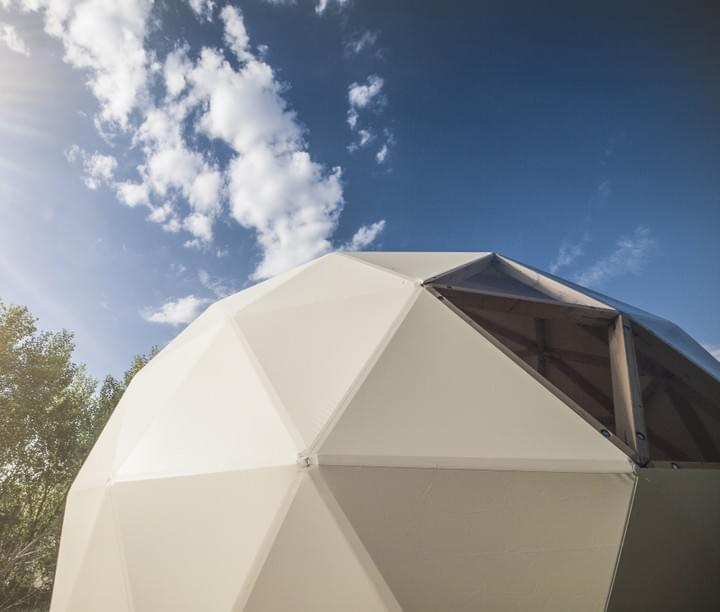 outdoor garden domes UK